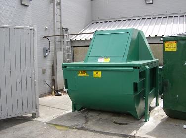 Trash Compactor - Rotobale
