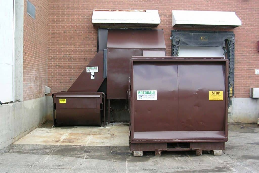 Rotobale Compaction Recycling Equipment