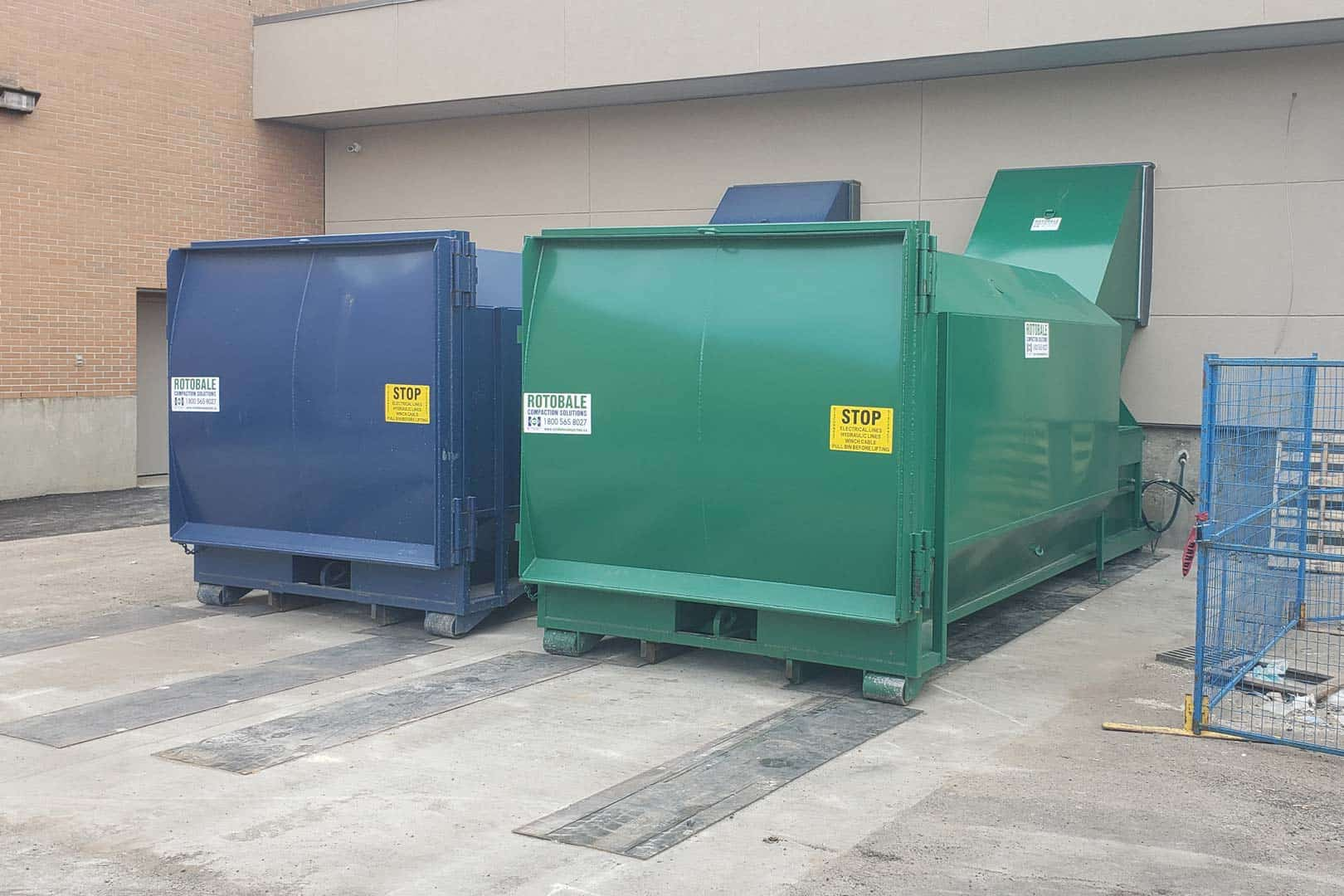 Hospital Waste Management Solution